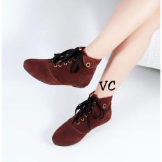 Daftar Harga Sepatu Boots Wanita Korea 2018  cd8ddf0845