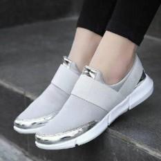 Jual Sepatu Flats Shoes Wanita Adabia Putih Id 20 Karys4 Asli
