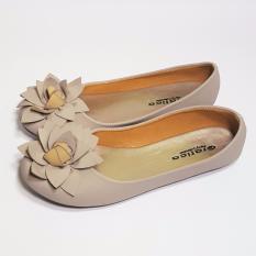 Harga Sepatu Flatshoes Gratica Aw63 Grey Branded