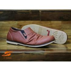 Sepatu Formal   Kantor   Kerja Pria Kasual Terbaru - D-ISLAND A01 - Black 46429d1eca
