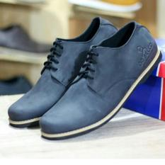Promo Sepatu Formal Kerja Pria Kasual Dr Becco Acord Black Dark Brown Ligh Brown Blue Tan Dr Becco