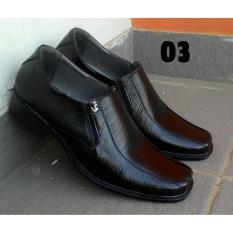 Toko Sepatu Formal Kulit Asli Garut Ht 01 Terlengkap Di Jawa Tengah
