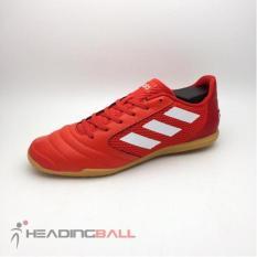 Sepatu Futsal Adidas Original Ace 17 4 Sala Red S82223 Bnib Terbaru