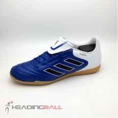 Jual Sepatu Futsal Adidas Original Copa 17 4 In Blue White Bb5374 Bnib Satu Set