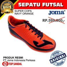 Sepatu Futsal Joma Super Copa 309 Negro - Salem
