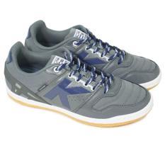 Sepatu Futsal Kelme Intense - Drak Grey