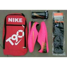 Harga Sepatu Futsal Keren Pink Hitam Origin