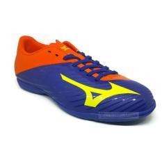 Sepatu Futsal Mizuno Basara 103 IN Blue