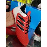 Jual Beli Sepatu Futsal New Copa Grad Ori 1 Warna Merah Jawa Barat