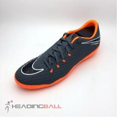 Review Sepatu Futsal Nike Original Phantom 3 Academy Ic Greyorange Ah7278 081