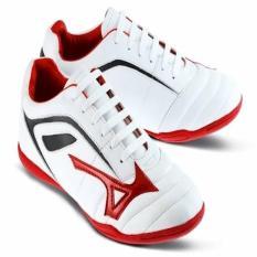 Sepatu Futsal / Olahraga Pria Kulit Putih Golfer GF.910 Murah