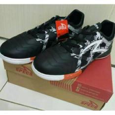 Sepatu Futsal Original Specs Metasala The Beast Black/White
