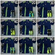Spesifikasi Sepatu Futsal Paket Hemat Sepatu Baju Celana Kaos Kaki Yg Baik