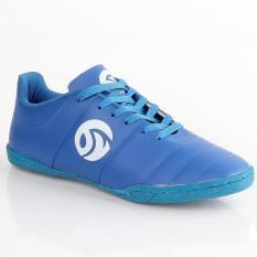 Sepatu Futsal Pria Cowok Cowo Original Terbaru Warna Biru LEF 228 BY
