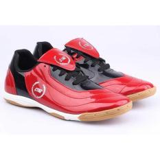 Sepatu Futsal Pria Cowok Cowo Original Warna Merah DY 002 CZ