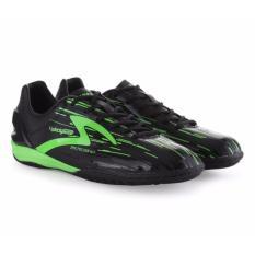Sepatu Futsal Specs 400506 Accelerator Light Speed in - Hitam Hijau