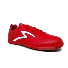Sepatu Futsal SPECS Barricada Guardian IN Emperor Red / White 100% ORIGINAL