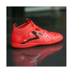Sepatu Futsal Specs Diablo In Ft - All Red Original Specs