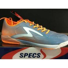 Sepatu Futsal Specs Swervo Thunderbolt In (Squadron/Spirit Orange/