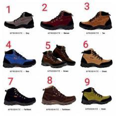Sepatu Gurun Pria Boots Tactical Delta Pdl Tracking Gunung Premium - Tcmjb0