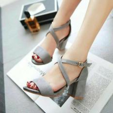 Sepatu High Heels Wanita Terbaru 2017 Asli