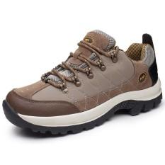 Beli Sepatu Hiking Gunung Outdoor Snta Gt8 Cokelat Ukuran 39 41 Lengkap