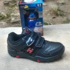 Homyped sepatu anak astro 02 berhadiah robot remote 31-38