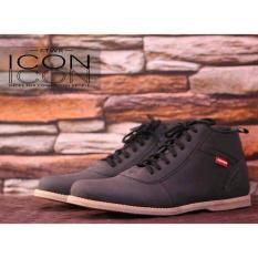 Sepatu Icon Brodo Semi Formal Boots Pria Gwen Icon Diskon 30