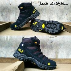 sepatu jack wolfskin-sepatu gunung pria-sepatu hiking pria-sepatu outdoor-montain shoes