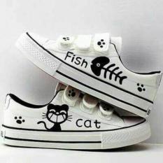 sepatu jalan wanita slerek fish & cat