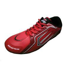 Sepatu Kasogi Falcao II Red - Sepatu Futsal - Sepatu Pria - Sepatu Anak-Anak - Sepatu Olahraga - Sepatu Lari