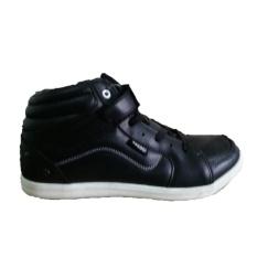 Sepatu Kasogi Valentino0 Black - Sepatu Pria - Sepau Wanita - Sepatu Anak Anak - Sepatu Casual - Sepatu Sekolah