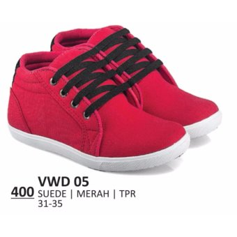 Sepatu Kasual Anak Wanita EverFlow VWD 05