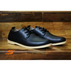 Jual Sepatu Casual Formal Loafers Pria D Island Dis02 Black D Island Murah