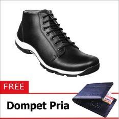Sepatu Kasual Pria S.van Decka-D-WR010