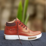 Spesifikasi Sepatu Kasual Pria S Van Decka Mtz03T Tan Paling Bagus