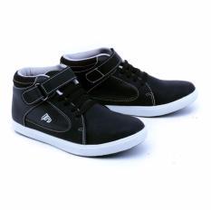 Sepatu Kasual Sneakers Anak Laki Laki Asli