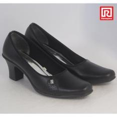 Toko Ramayana Imaroon Sepatu Kerja Formal Wanita Pantofel Heels Sedang Hitam Imaroon 07969203 36 Termurah Di Indonesia