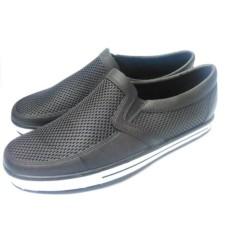 Sepatu Kerja Karet Pria Sankyo Jaring  1146