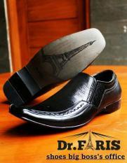 Sepatu Kerja Pria Dr Faris 09 Pantofel Kulit