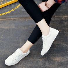 Beli Sepatu Kets Casual Polos Sc11 Putih Murah Banten