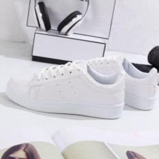 Sepatu Kets Casual Sneakers Putih New Fashion Trendy