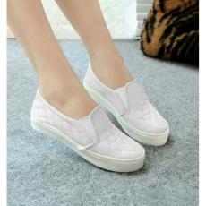 Sepatu Kets Channel Putih NFZ01