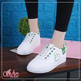 Spesifikasi Sepatu Kets Wanita Hi Baymax Hijau Bagus