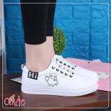 Harga Sepatu Kets Wanita Hi Baymax Hitam Yang Bagus