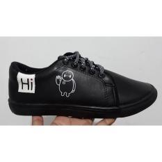 Rp 66900 Sepatu Kets Wanita HI HitamIDR66900