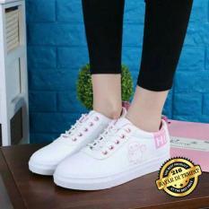 Promo Sepatu Kets Wanita Hi Pink Indonesia