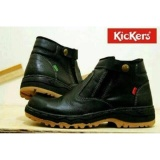 Review Sepatu Kickers Boot Safety Resleting