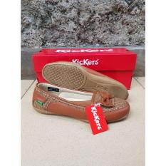 Jual Sepatu Kickers Casual For Woman Elegan Trendy Branded Original