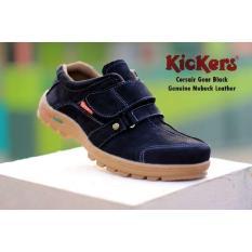 Sepatu Kickers Formal Cortex Gear Geneuine Leather Original Handmade - Bd7bee